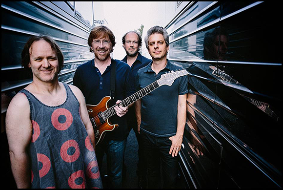 Phish at Firstmerit Bank Pavilion