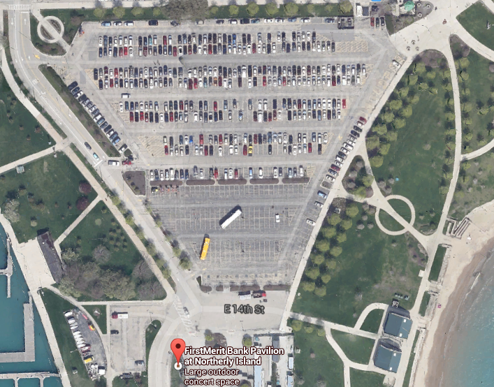 Parking Near Northerly Island