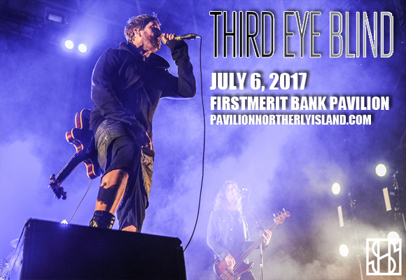 Third Eye Blind & Silversun Pickups at Firstmerit Bank Pavilion