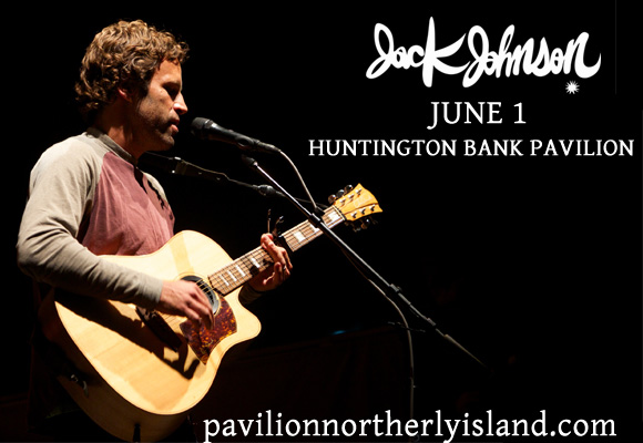 Jack Johnson at Huntington Bank Pavilion at Northerly Island