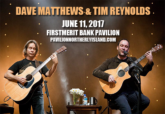 Dave Matthews & Tim Reynolds at Firstmerit Bank Pavilion