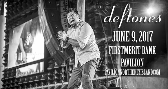 Deftones & Rise Against at Firstmerit Bank Pavilion