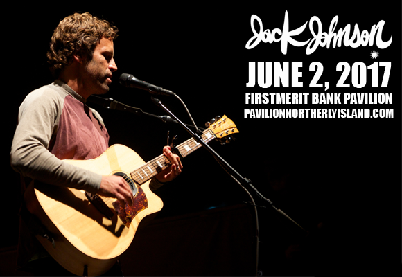 Jack Johnson at Firstmerit Bank Pavilion
