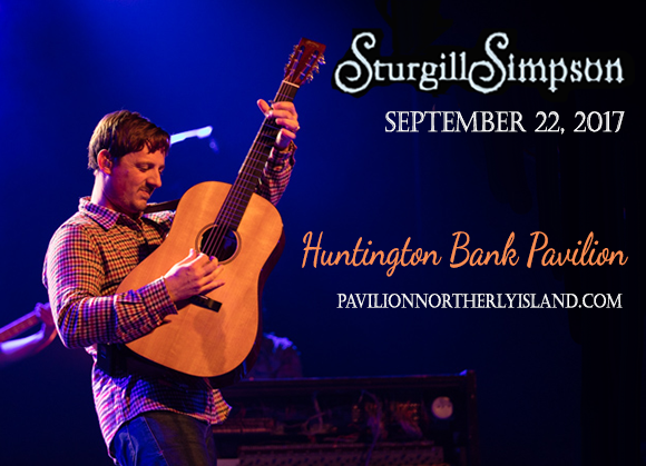 Sturgill Simpson at Huntington Bank Pavilion at Northerly Island