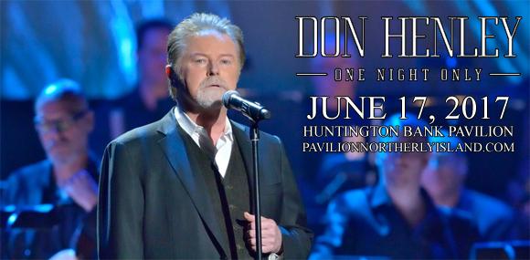 Don Henley at Huntington Bank Pavilion at Northerly Island