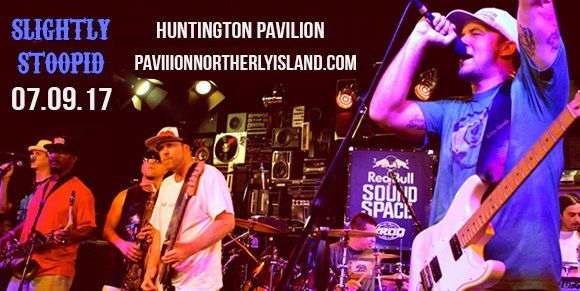 Slightly Stoopid, Iration & J Boog at Huntington Bank Pavilion at Northerly Island