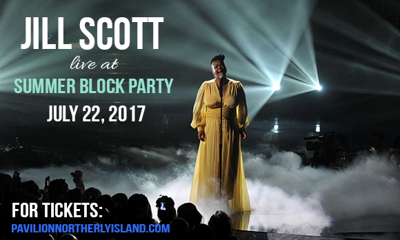 Summer Block Party: Jill Scott, Bell Biv Devoe, Nelly, Kelly Rowland & SWV at Huntington Bank Pavilion at Northerly Island