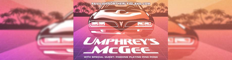 Umphrey's McGee at Huntington Bank Pavilion at Northerly Island