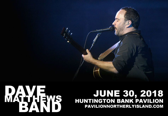 Dave Matthews Band at Huntington Bank Pavilion at Northerly Island