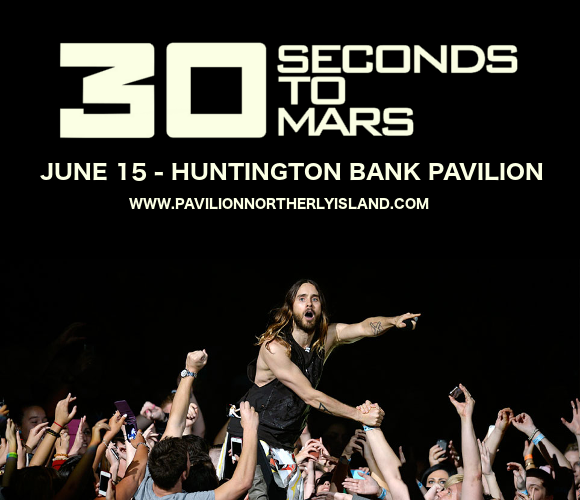30 Seconds To Mars, MisterWives & Joywave at Huntington Bank Pavilion at Northerly Island