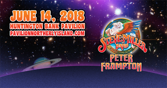 Steve Miller Band & Peter Frampton at Huntington Bank Pavilion at Northerly Island