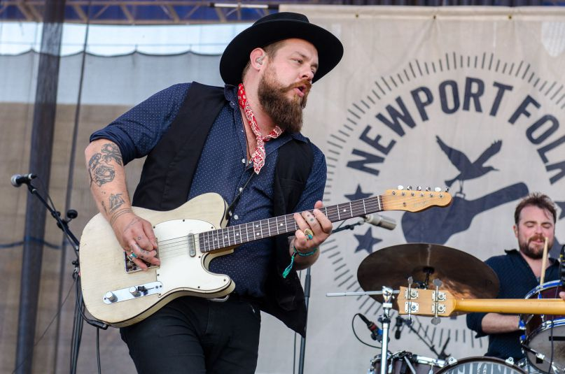 Nathaniel Rateliff and The Night Sweats & The Head and The Heart at Huntington Bank Pavilion at Northerly Island