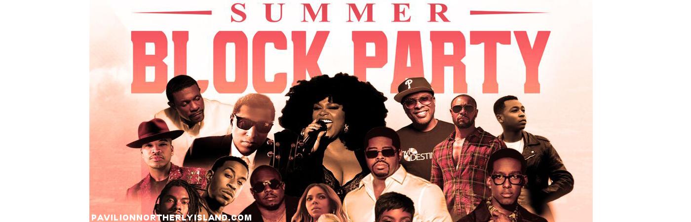 V103 Summer Block Party: Keith Sweat, Ne-Yo, Ja Rule, Ashanti & Tank at Huntington Bank Pavilion at Northerly Island