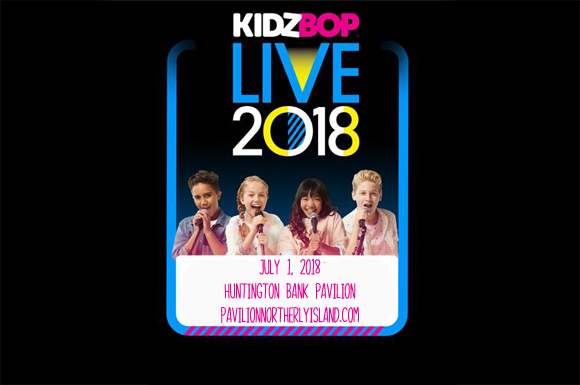 Kidz Bop Live at Huntington Bank Pavilion at Northerly Island
