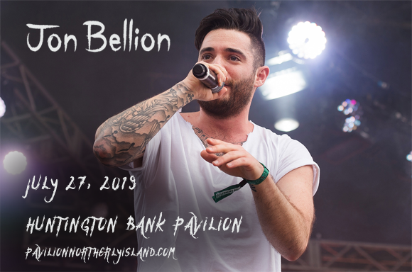 Jon Bellion at Huntington Bank Pavilion at Northerly Island