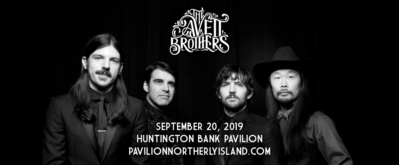 The Avett Brothers at Huntington Bank Pavilion at Northerly Island