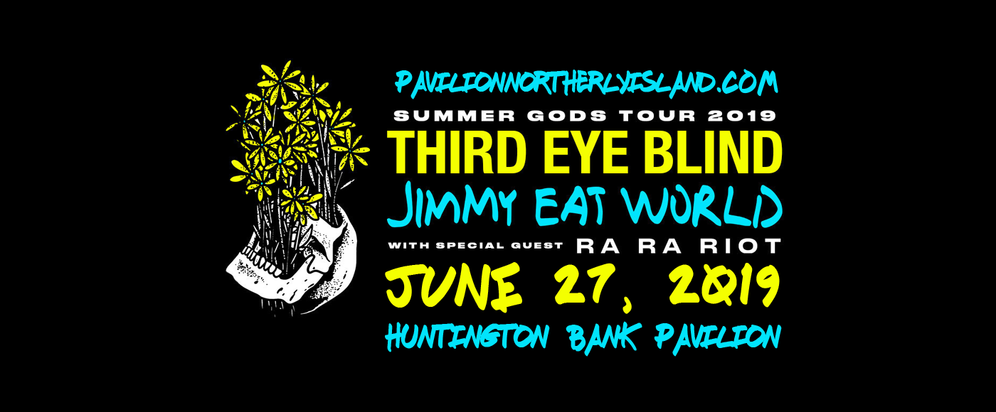 Third Eye Blind & Jimmy Eat World at Huntington Bank Pavilion at Northerly Island