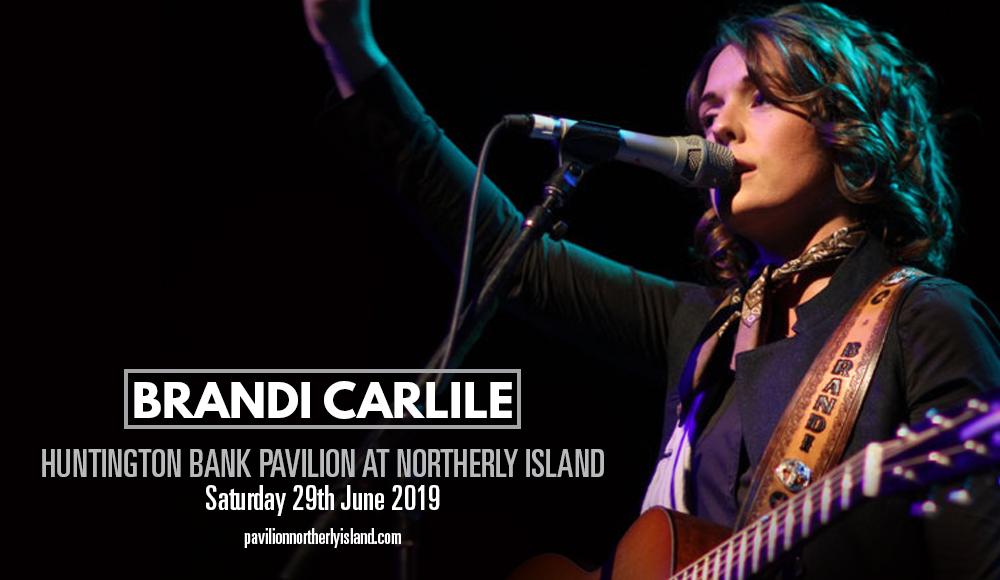Brandi Carlile at Huntington Bank Pavilion at Northerly Island