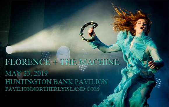 Florence and The Machine at Huntington Bank Pavilion at Northerly Island