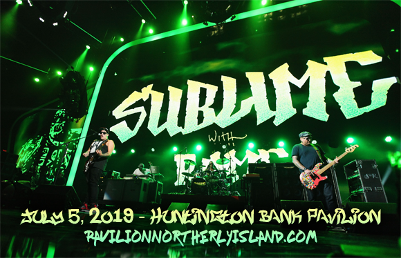 Sublime with Rome at Huntington Bank Pavilion at Northerly Island