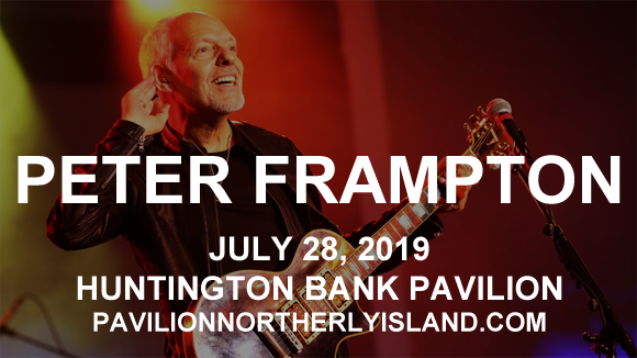 Peter Frampton at Huntington Bank Pavilion at Northerly Island