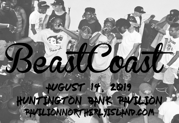 Beast Coast: Joey Bada$$, Flatbush Zombies, The Underachievers, Kirk Knight & Nyck Caution at Huntington Bank Pavilion at Northerly Island