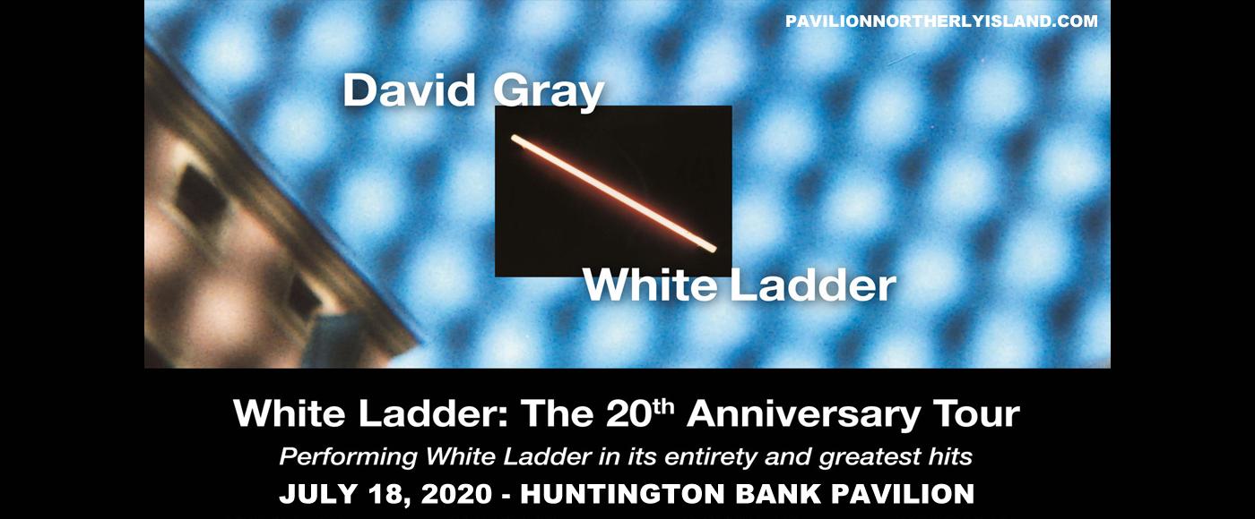 David Gray at Huntington Bank Pavilion at Northerly Island