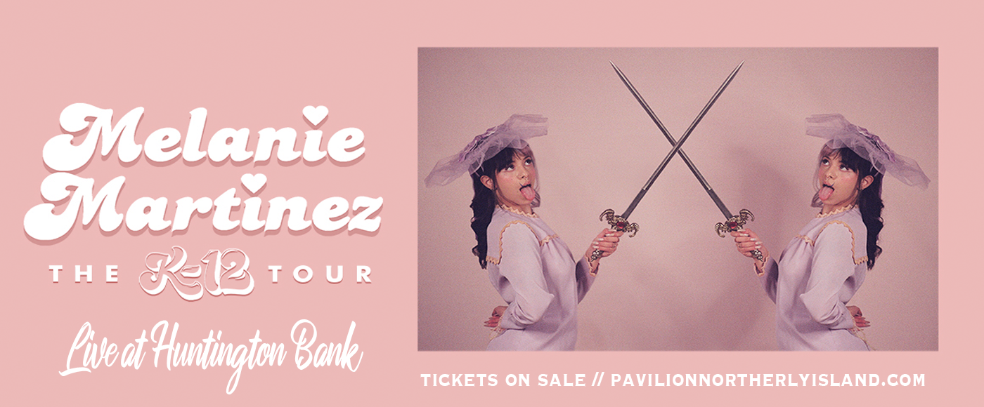 Melanie Martinez - Musician at Huntington Bank Pavilion at Northerly Island