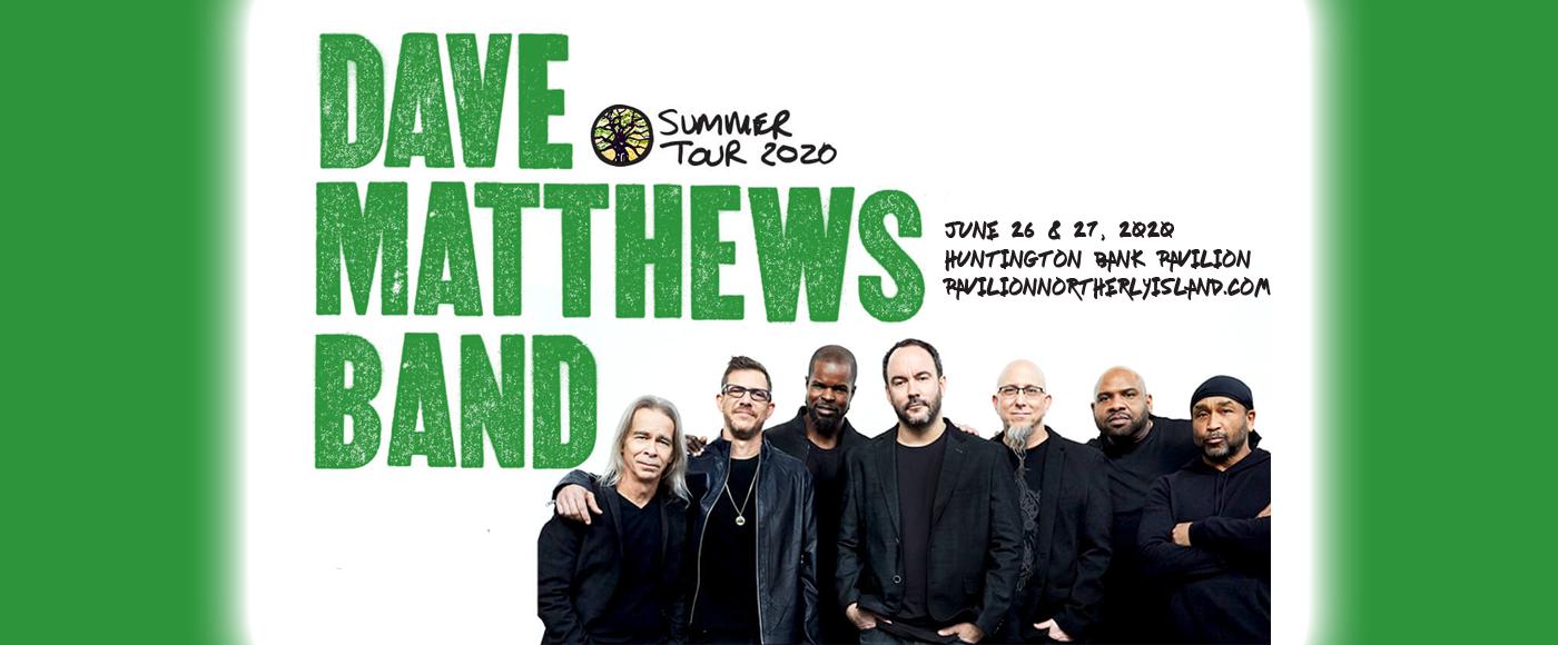 Dave Matthews Band at Huntington Bank Pavilion at Northerly Island