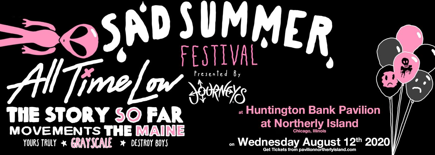 Sad Summer Festival at Huntington Bank Pavilion at Northerly Island