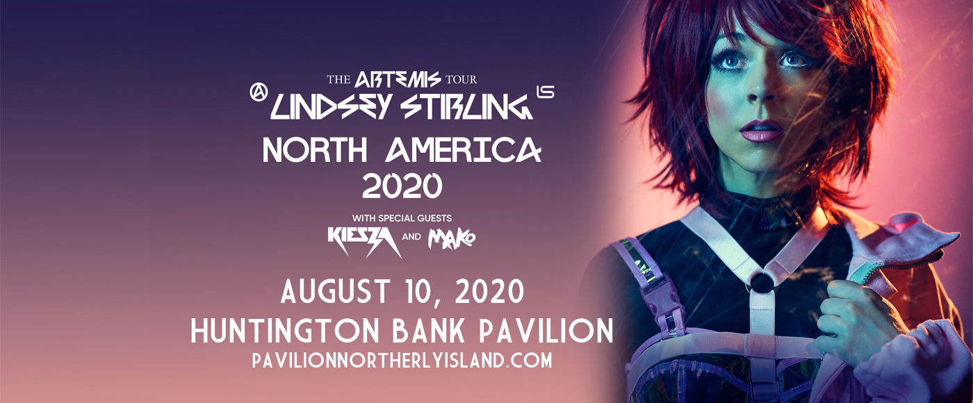 Lindsey Stirling at Huntington Bank Pavilion at Northerly Island