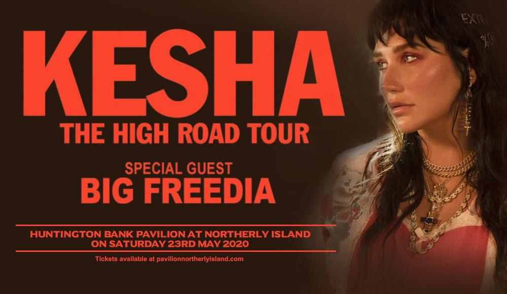 Kesha & Big Freedia [CANCELLED] at Huntington Bank Pavilion at Northerly Island