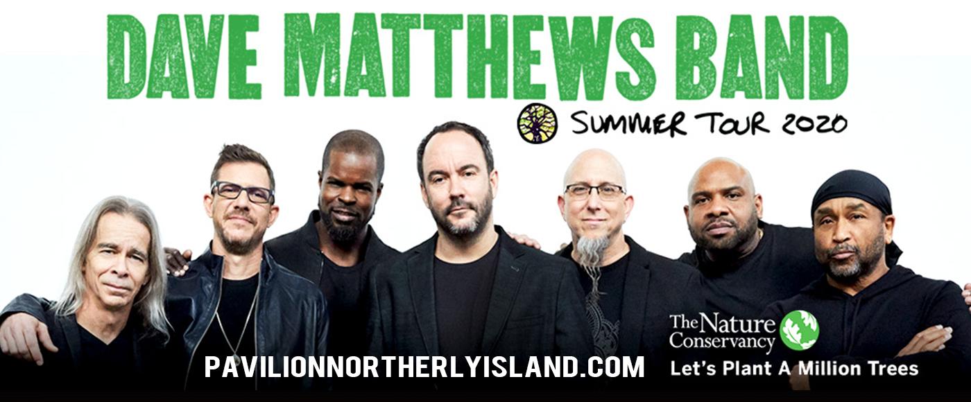Dave Matthews Band - 2 Day Pass at Huntington Bank Pavilion at Northerly Island