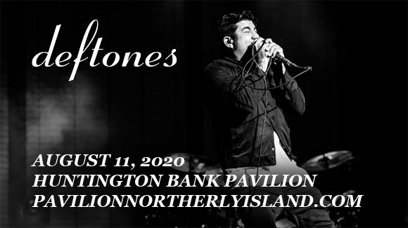 Deftones, Gojira & Poppy at Huntington Bank Pavilion at Northerly Island