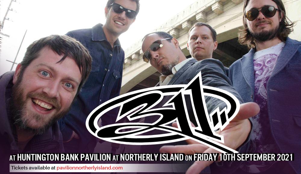 311 at Huntington Bank Pavilion at Northerly Island