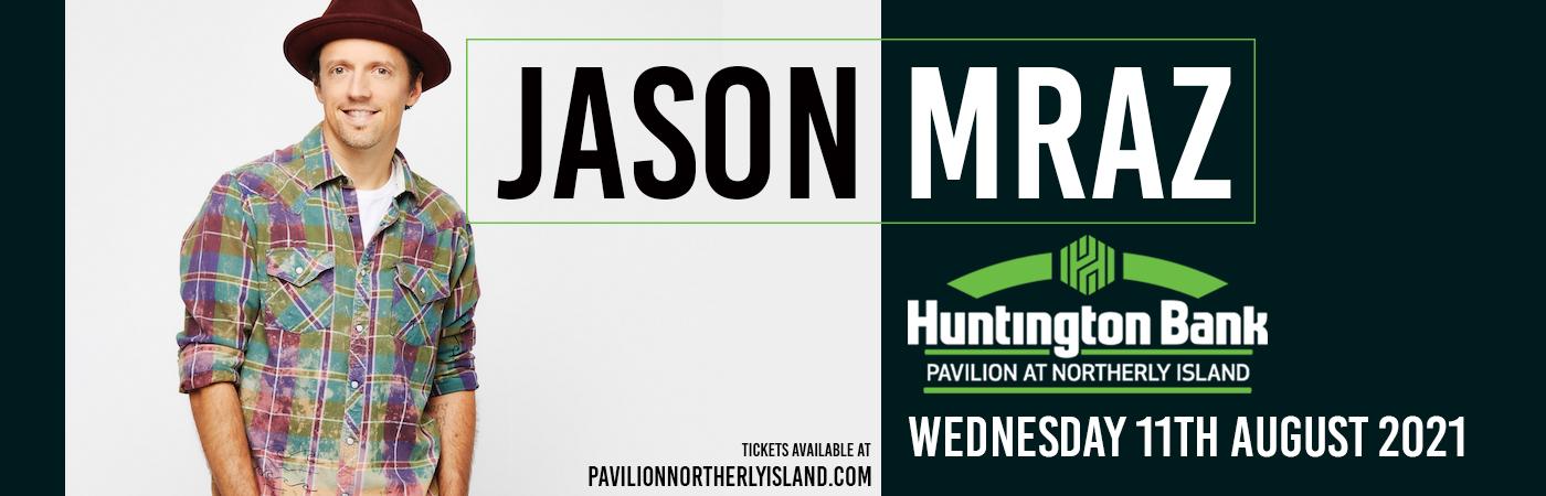 Jason Mraz at Huntington Bank Pavilion at Northerly Island
