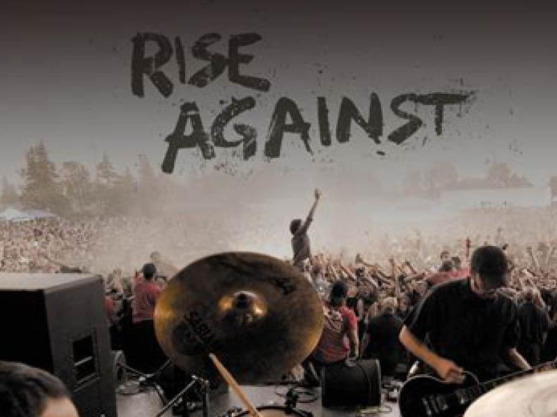 Rise Against at Huntington Bank Pavilion at Northerly Island
